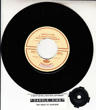 """CAROLE KING  It Might As Well Rain Until September & The Road To Nowhere 7"""" 45"""