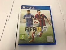 Fifa 15 PS4 Game w bklts 5030937112380