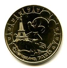 77 DISNEY Mickey et la Tour Eiffel, NG, Paris en gras, 2014, Monnaie de Paris