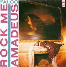 "Falco Rock Me Amadeus , Urban Tropical German 12"""