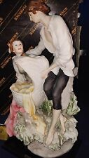Florence Sculture D' arte THE FAMILY 0428-P Figurine Giuseppe Armani Retired