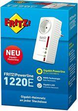Defekt! - AVM Fritz Powerline 1220E Adapter