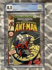 MARVEL PREMIERE #47 CGC 8.5 1ST APPEARNCE SCOTT LANG AS ANT-MAN
