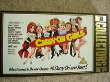 VHS Video Cassette tape,Carry on Girls