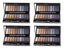 Lot of 4: NEW Impulse Beauty Night Eye Palette Cream Eyeliner Eye Shadow Kit