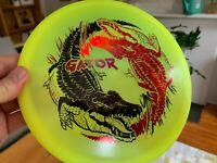 (FEEDMORE DONATION) Disc Golf  Zen Champion Gator 175G Innova  PDGA
