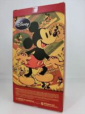 Very Rare Medicom Toy BE@RBRICK Disney Mickey Mouse 400% Color ver. Japan NEW