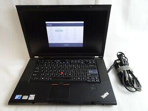 Lenovo ThinkPad T510   i5-M540   4GB RAM   320GB HDD   LINUX   READ