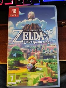 The Legend of Zelda: Link's Awakening Mint Condition w/Case