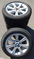 4 BMW Winterräder Styling 394 225/50 R17 BMW 3er F30 F31 4er F32 F36 6796243 RDK