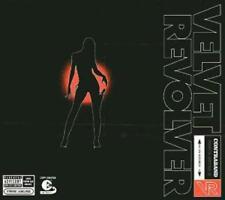 VELVET REVOLVER - contraband cd #g21171