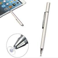 Fine Point Round Thin Capacitive Stylus Pen for iPad2/3/4/5/Air/Mini/iphone#C LA