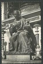 Postal antigua de San Bruno andachtsbild santino holy card santini