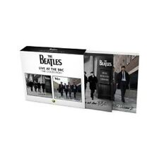 THE BEATLES - ON AIR: LIVE AT THE BBC (THE COLLECTION) 4 CD NEUF