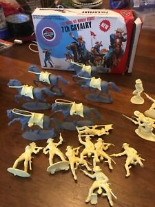 Airfix 7th Cavalry 1/32nd Toy Soldiers