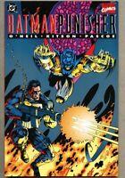 GN/TPB Batman / Punisher - Lake Of Fire 1994 vf 8.0 Joker / Jigsaw Marvel DC