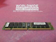 IBM 4108 73G3125 92G7211 8186777 8MB DIMM Memory Module 70ns, 168 Pin pSeries