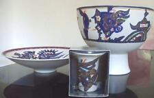 """Gilbert portanier France Set in ceramica Rosenthal studio-line """"alta mira"""" 70er"""