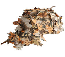 TACTICAL 3D REALTREE CAMO HUNTING AIRSOFT LEAF NET GHILLIE HAT CAP -33839