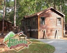 Florida - Disney FORT WILDERNESS CAMP - Fridge Magnet