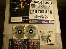 Playstation Magazine and Demo Lot