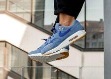 Nike Air Max 1 Premium 'Mini Swoosh' Blue Uk Size 7 Eur 41 875844-404