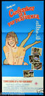 CONFESSIONS OF A POP PERFORMER Robin Askwith Original Daybill Movie Poster
