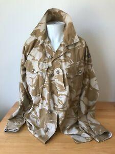 British Army Issue Jacket Combat Tropical Desert DPM Camo 180/96