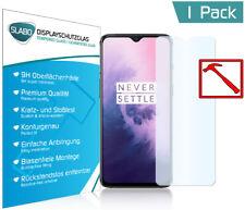 """Slabo PREMIUM Panzerglas für OnePlus 7 KLAR """"Tempered Glass"""" 9H"""