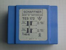 Transformateur circuit imprimé plat 19VA : 2 x 120V vers 2 x 9V/1,1A  TES 172