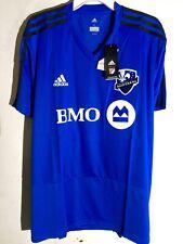 Adidas MLS Jersey Montreal Impact Team Blue sz XL