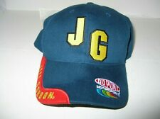 "Vintage Jeff Gordon ""JG"" 24 NASCAR Hat Cap Winners Circle NEW w/Tag  Dupont MotC"