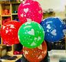 "12"" PRINTED Latex BIG Balloons Disney Frozen Birthday Party Kids BALOONS Ballons"