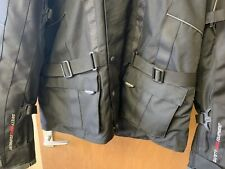 Spada   ARMOURED   Motorcycle Jacket Black  3XL