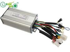 36V 48V 500W 750W 9MOSFET 25A Ebike Controller Regenerative Function