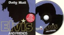 Various Artists Elvis and Friends Daily Mail 15 tracks Brand NEW never played