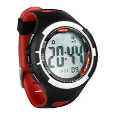 """Ronstan Clear Start Sailing Watch - 50mm(2"""") - Black/Red"""