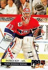 1992-93 Pro Set Award Winners #2 Patrick Roy