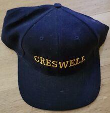 Royal Australian Navy RAN Baseball Ball Cap HMAS Creswell
