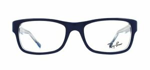 Ray-Ban RB5268 Glasses Top Blue on Transparent 5739 52mm