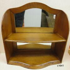Lenox Disney Classics Treasure Box Shelf With Mirror - New In Box