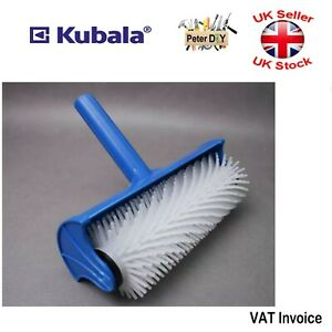 SPIKED ROLLER Aeration 230x85mm Self Levelling Screed Flooring 20mm Spikes Cover