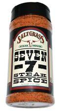 Saltgrass Seven -7- Steak Seasoning - 3 pack FREE SHIPPING