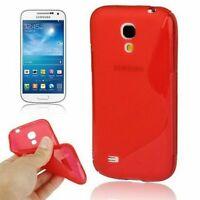 Étui pour Téléphone Portable Coque Arrière TPU Samsung Galaxy S4 Mini i9190 Top