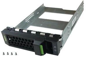 HDD Caddy Rahmen 3.5 A3C40152045 Fujitsu Primergy RX2540 M2 TX2560 M1 TX2550 M4