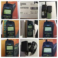 CELLULARE SIEMENS C25 GSM UNLOCKED SIM FREE DEBLOQUE