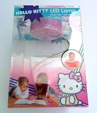 Lampada LED Hello Kitty da tavolo portatile