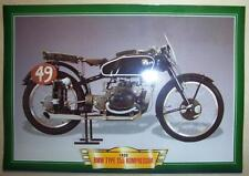 BMW TYPE 255 KOMPRESSOR VINTAGE CLASSIC MOTORCYCLE RACE BIKE 1930'S PICTURE 1939