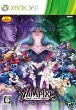 Used Xbox 360 Vampire Resurrection MICROSOFT JAPAN JAPANESE JAPONAIS IMPORT
