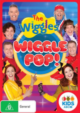 The Wiggles - Pop (DVD, 2018)